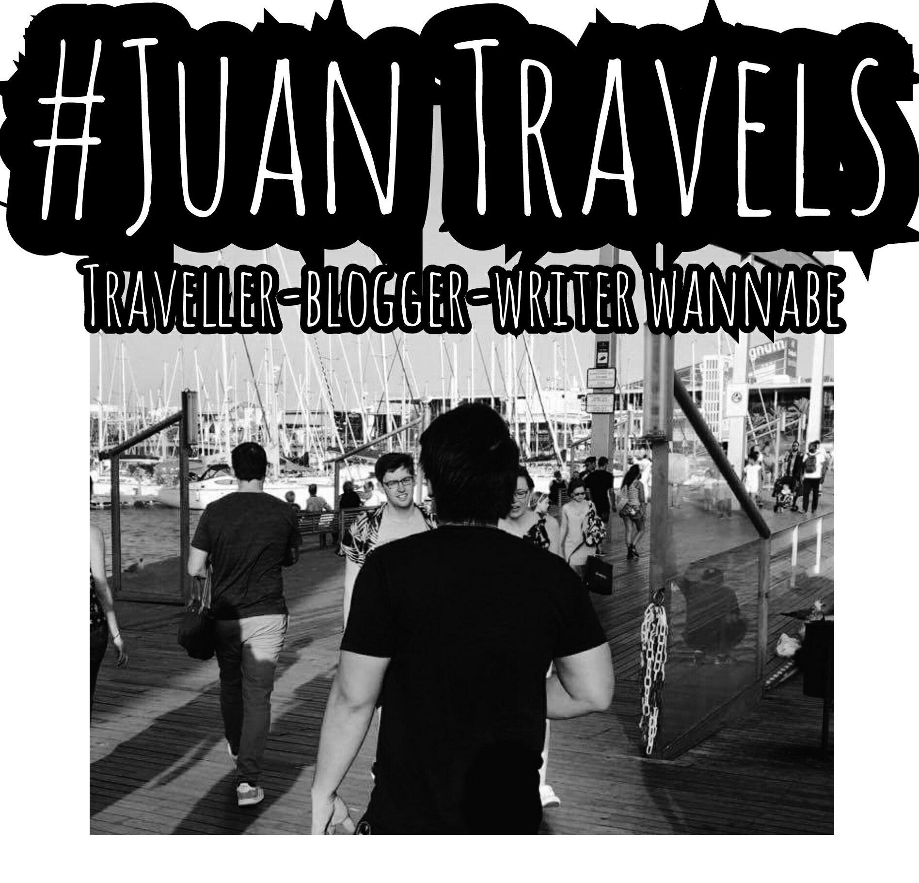 #JUAN TRAVELS