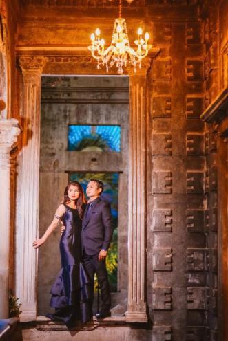 Ms. Elyne Rossett Torrento & Julius Limco Prenup Shoot at the Ruins