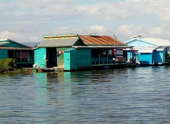Chongneas Floating Village