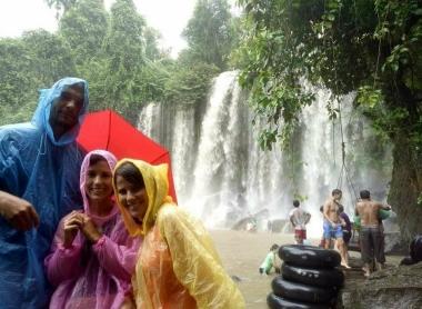 Waterfalls 1000 Lingas