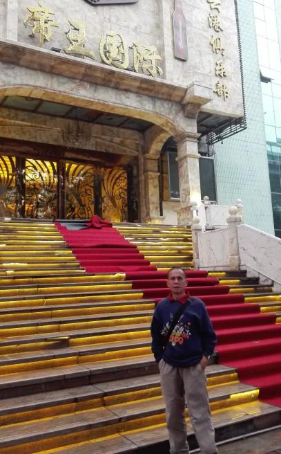 Fellow filipino traveller in Ghuangzhou China